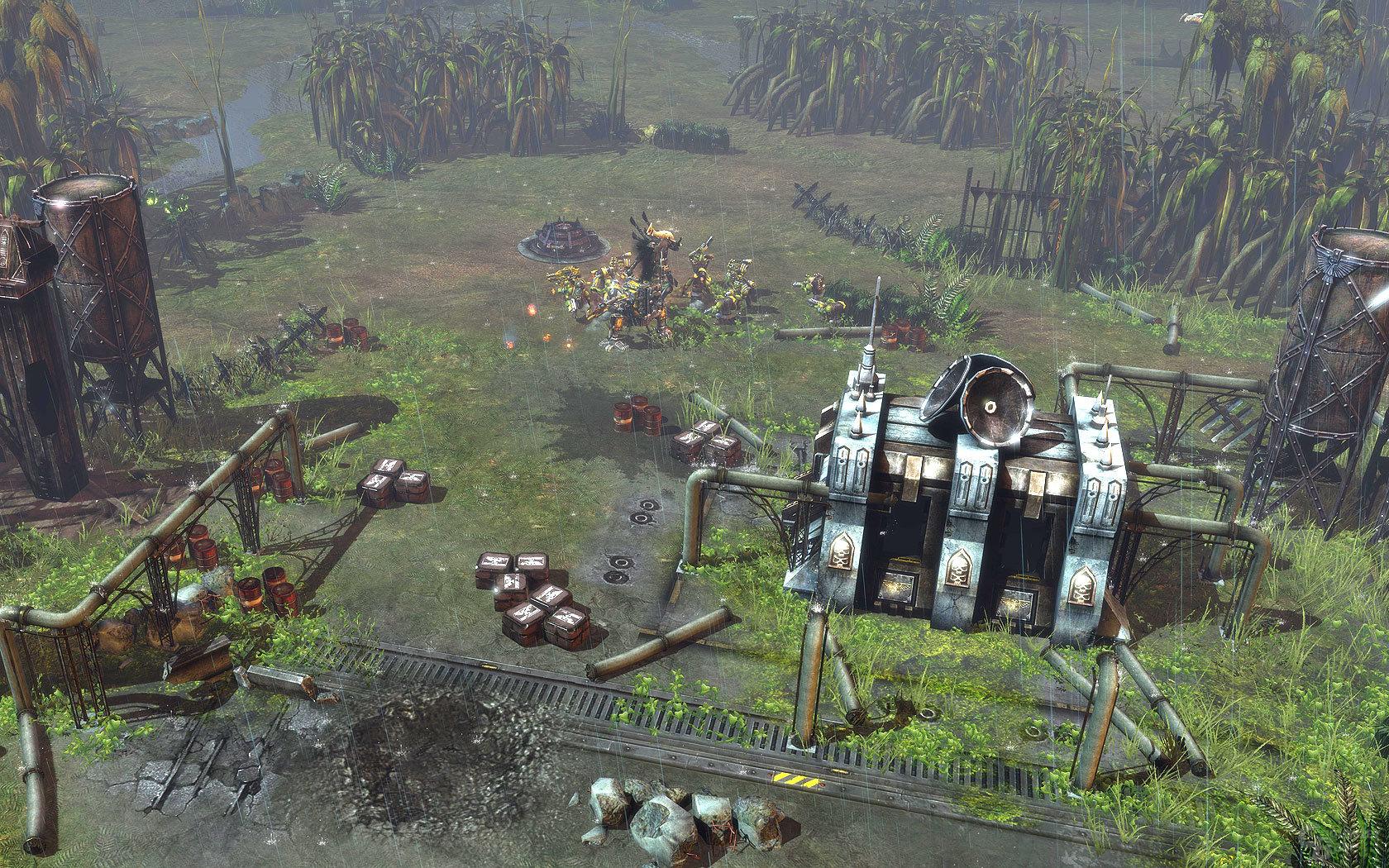 Tiber Outpost