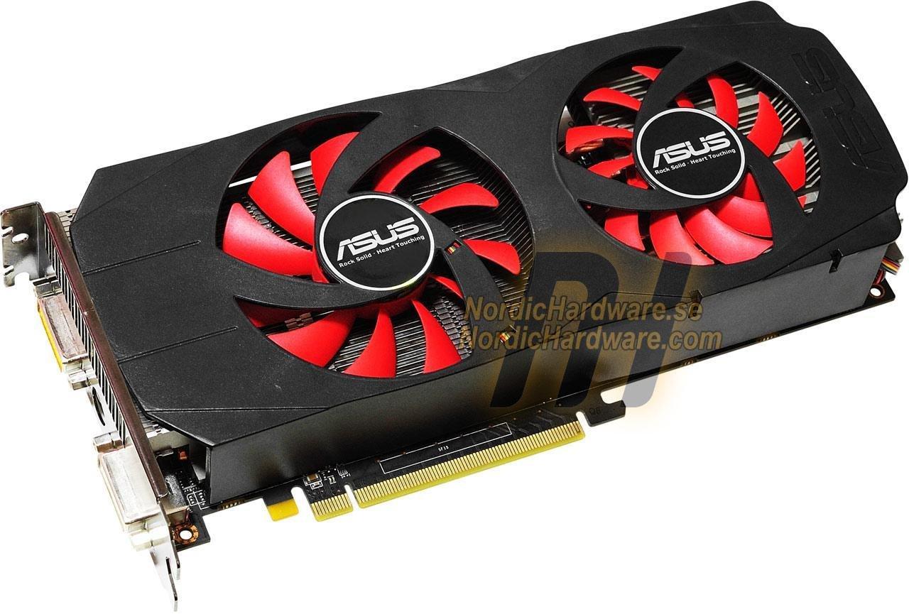 Spezielle Asus Radeon HD 4890