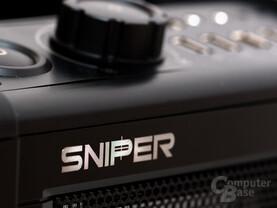 Cooler Master Storm Sniper – Emblem