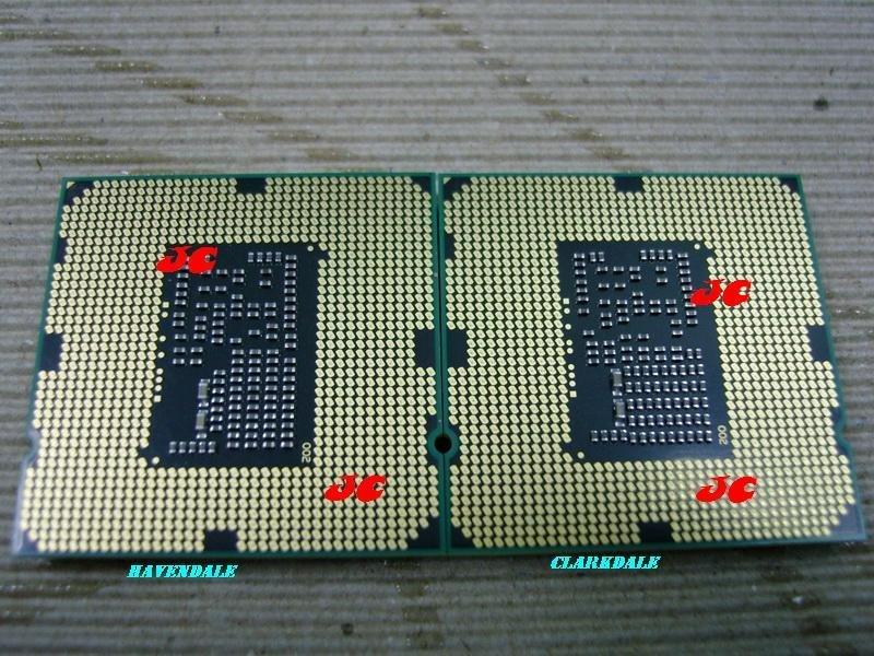 Intel Clarkdale Sample