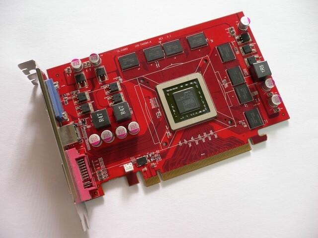 Triplex Radeon HD 4830