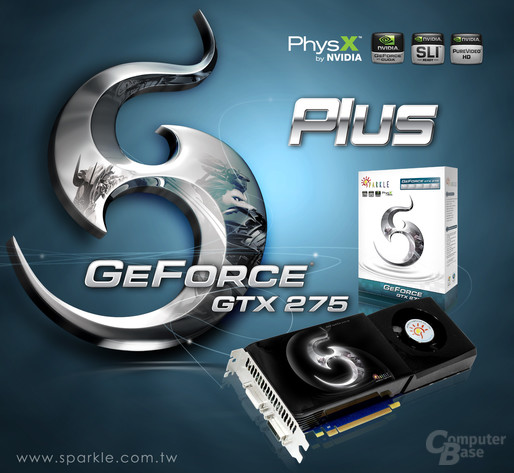 Sparkle GeForce GTX 275 Plus