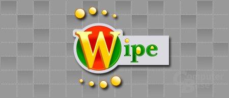 Wipe Logo