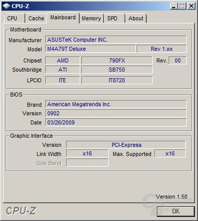 Mainboard und BIOS