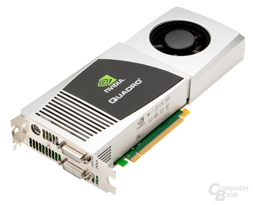 Nvidia Quadro FX 4800 für Mac