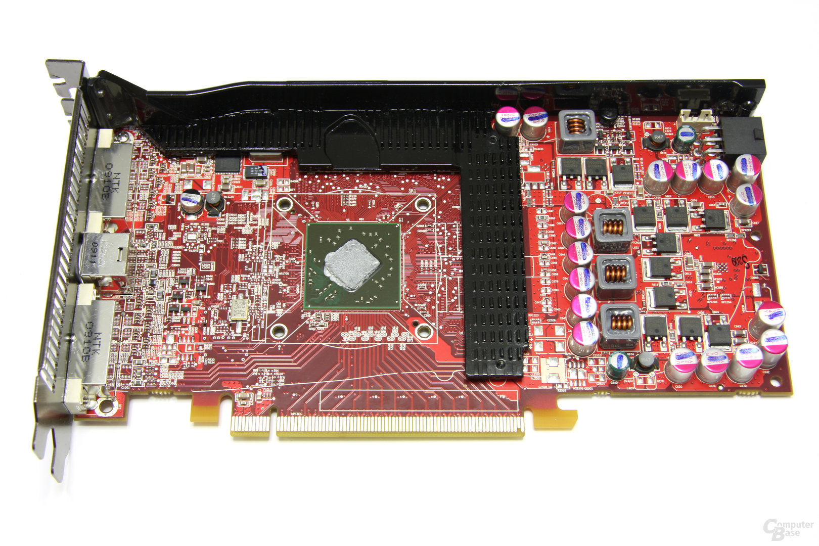 Radeon HD 4770 mit Speicherkühler