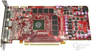 Radeon HD 4770 ohne Kühler