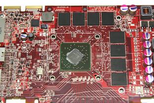 Radeon HD 4770 GPU und Speicher