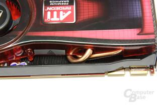 Radeon HD 4770 HEatpipes
