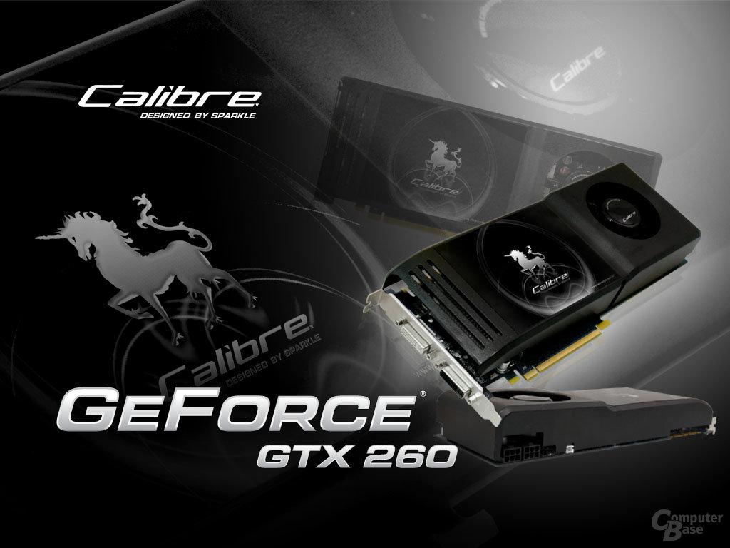 Sparkle Calibre X260