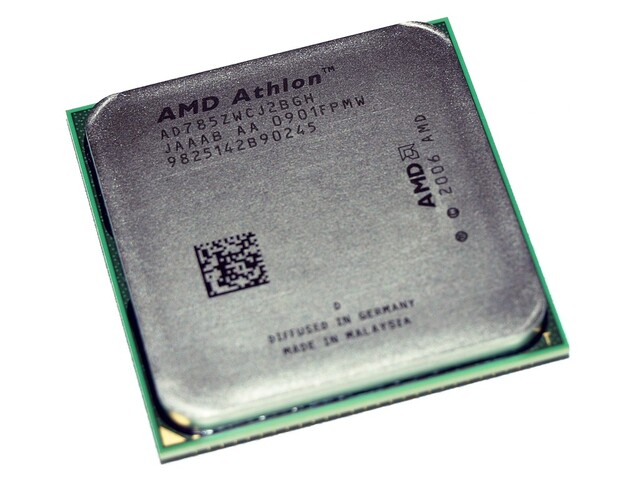 AMD Athlon X2 7850 Black Edition | Quell: HotHardware