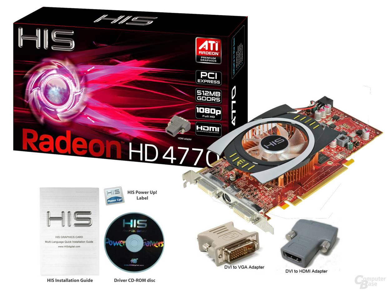 HIS Radeon HD 4700