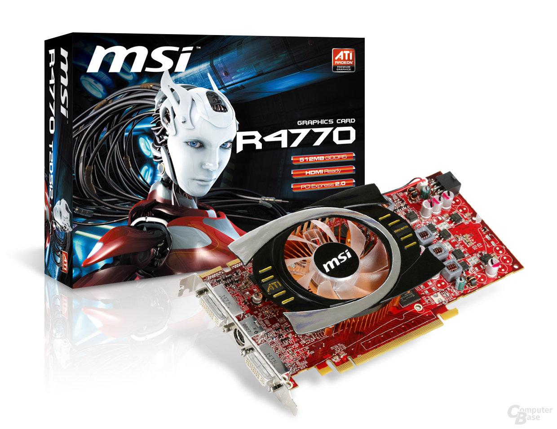 MSI Radeon HD 4700
