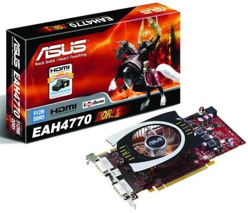 Asus Radeon HD 4770