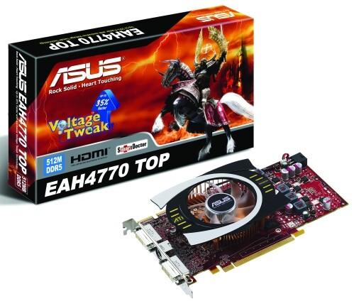Asus Radeon HD 4770 TOP