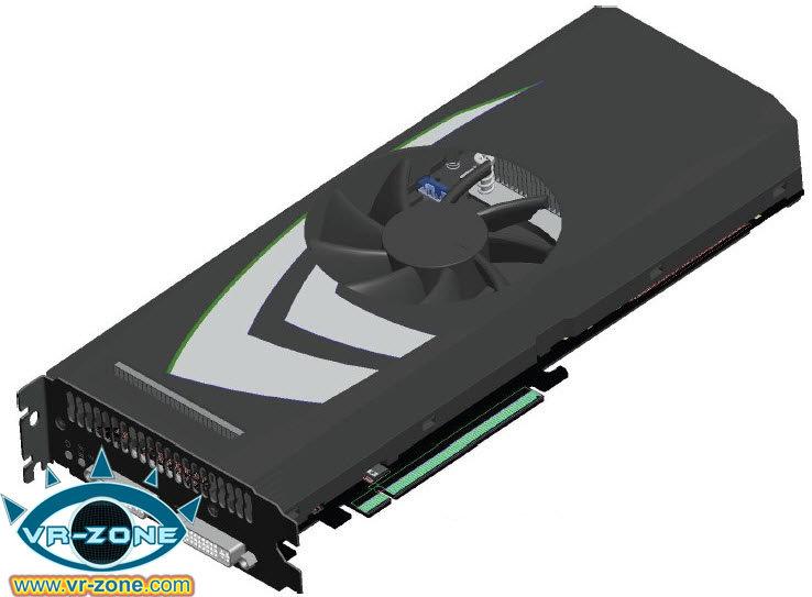 Single-PCB GeForce GTX 295