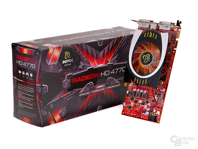 XFX Radeon HD 4770