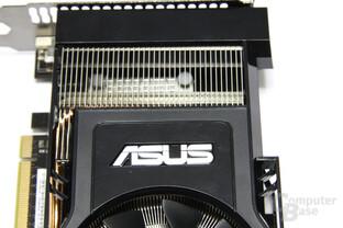GeForce GTX 260 Matrix Schriftzug