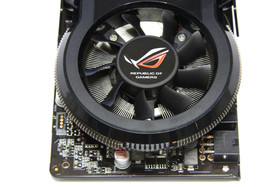 GeForce GTX 260 Matrix Spannungswandler