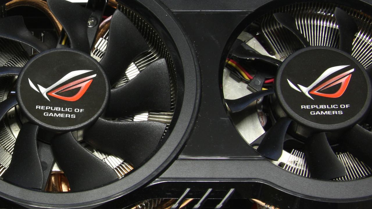 GTX 260 im Test: Asus überlässt viele Einstellungen dem Käufer
