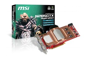 MSI GeForce GTX 285 HydroCopper