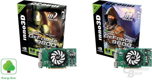 Grüne GeForce von Inno 3D