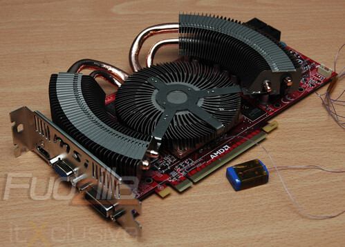 MSI Radeon HD 4890 Cyclone