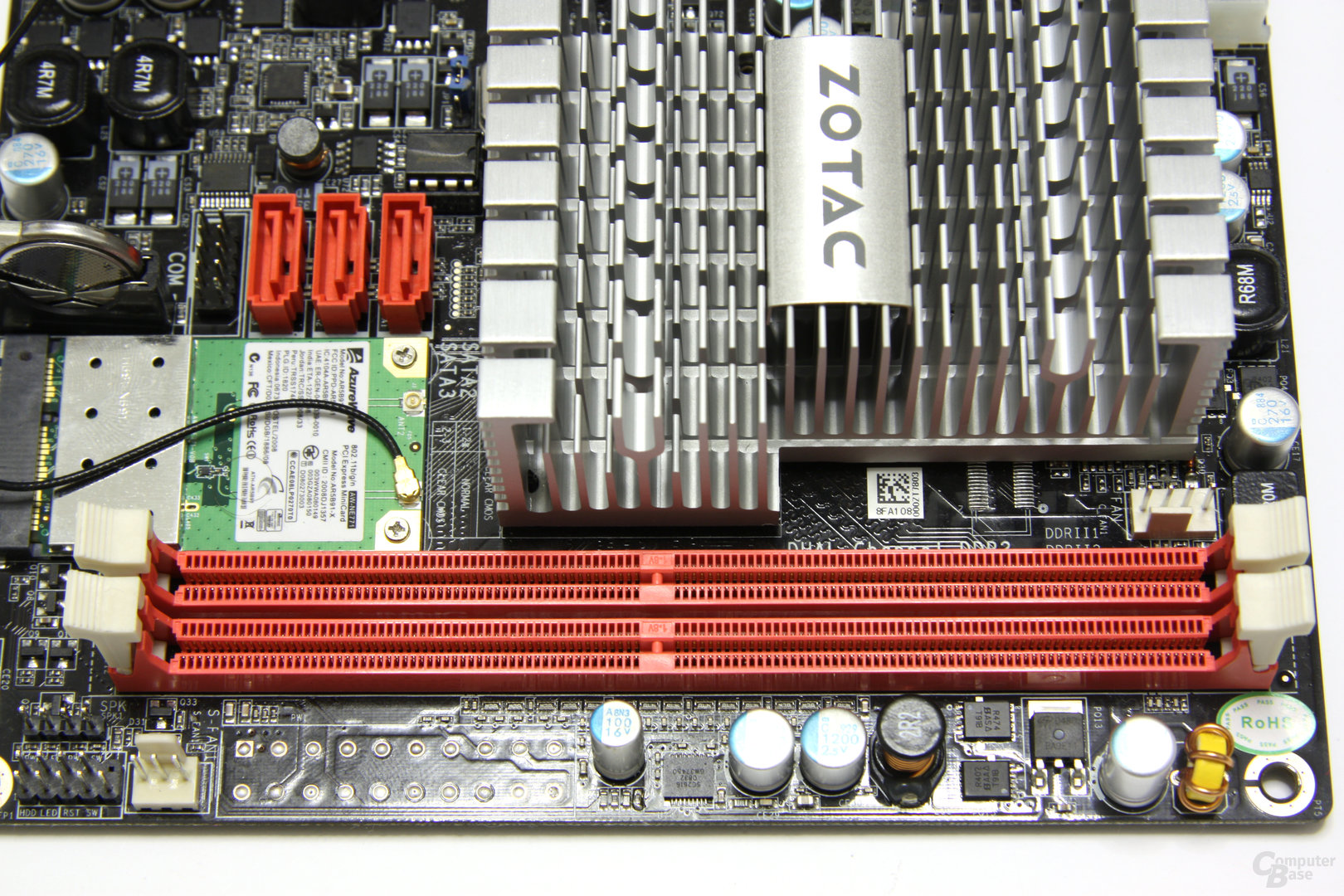 IONITX-A RAM-Slots