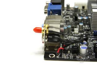 IONITX-A Strom und WLAN
