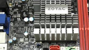 Zotac IONITX-A im Test: Intels Atom lernt dank Nvidia Ion das Fliegen