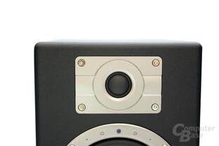 Detailverarbeitung der Nahfeldmonitore (ESI nEar 05)