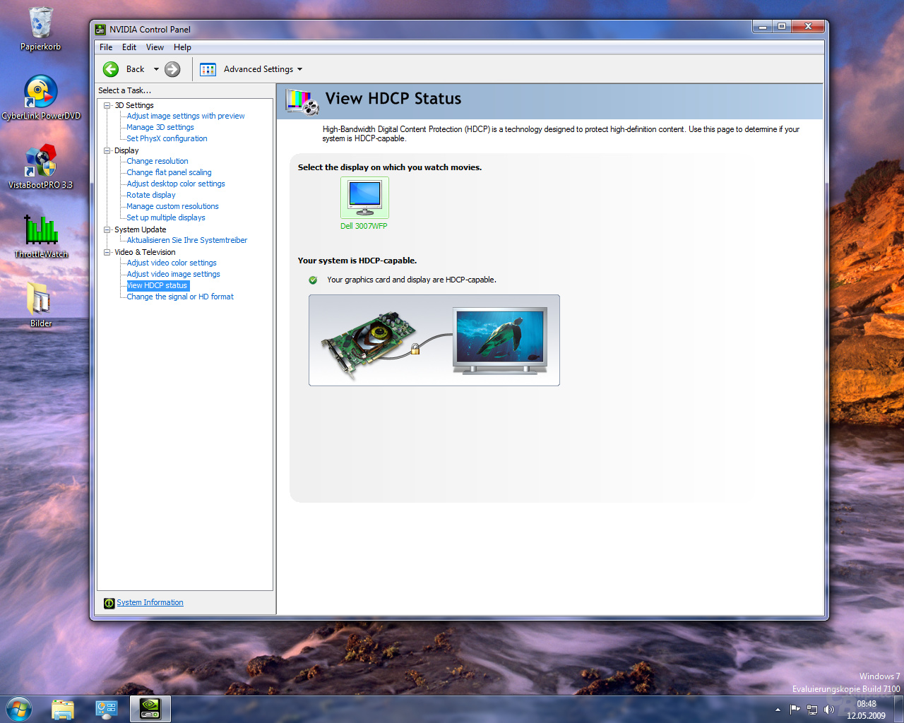 Windows 7 auf Nvidia Ion