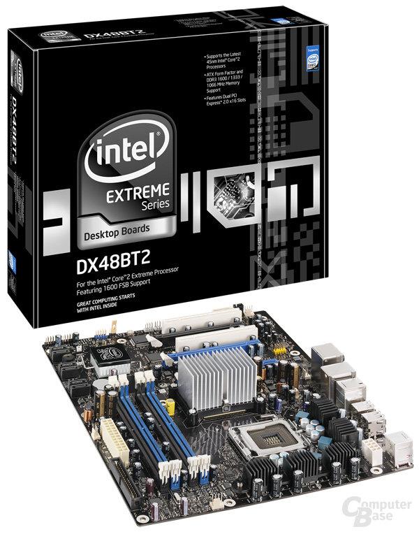 Intel DX48BT2 Bonetrail 2