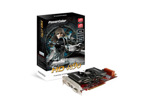 PowerColor Radeon HD 4890 PCS++