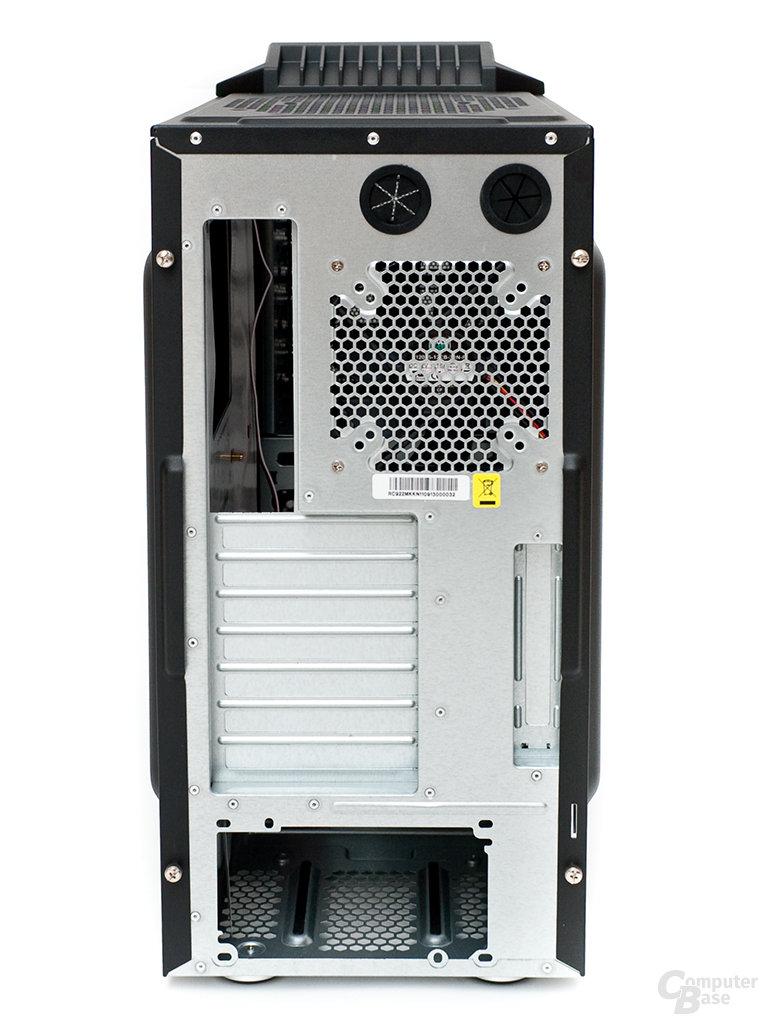 Cooler Master HAF 922 – Rückseite