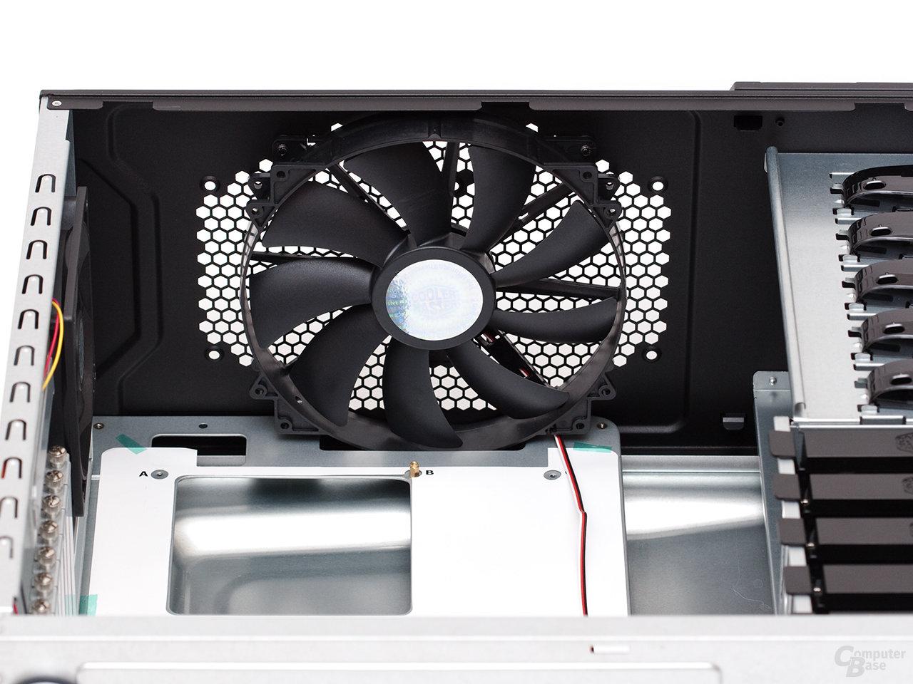 Cooler Master HAF 922 – Innenraum