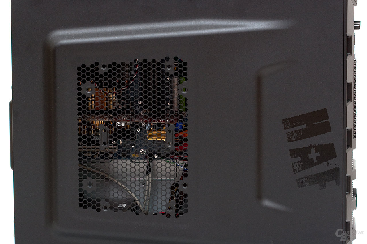 Cooler Master HAF 922 – Seitenwand