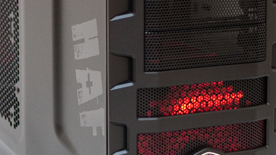 Cooler Master HAF 922 im Test: Viel Luft im Mini-Format