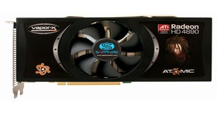 Sapphire Radeon HD 4890 Atomic