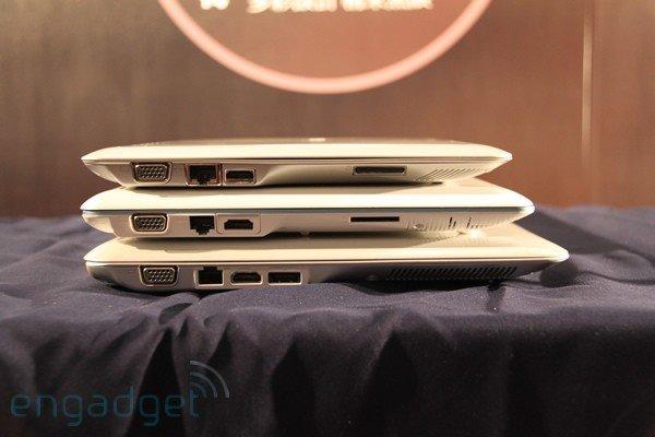 MSI X-Serie: X340, X400 und X600