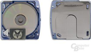 Vmedia Tech-Drive-Disks mit maximal 2 GByte