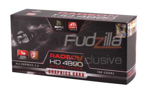 XFX Radeon HD 4890 Black Edition
