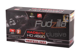 XFX Radeon HD 4890 Black Edition