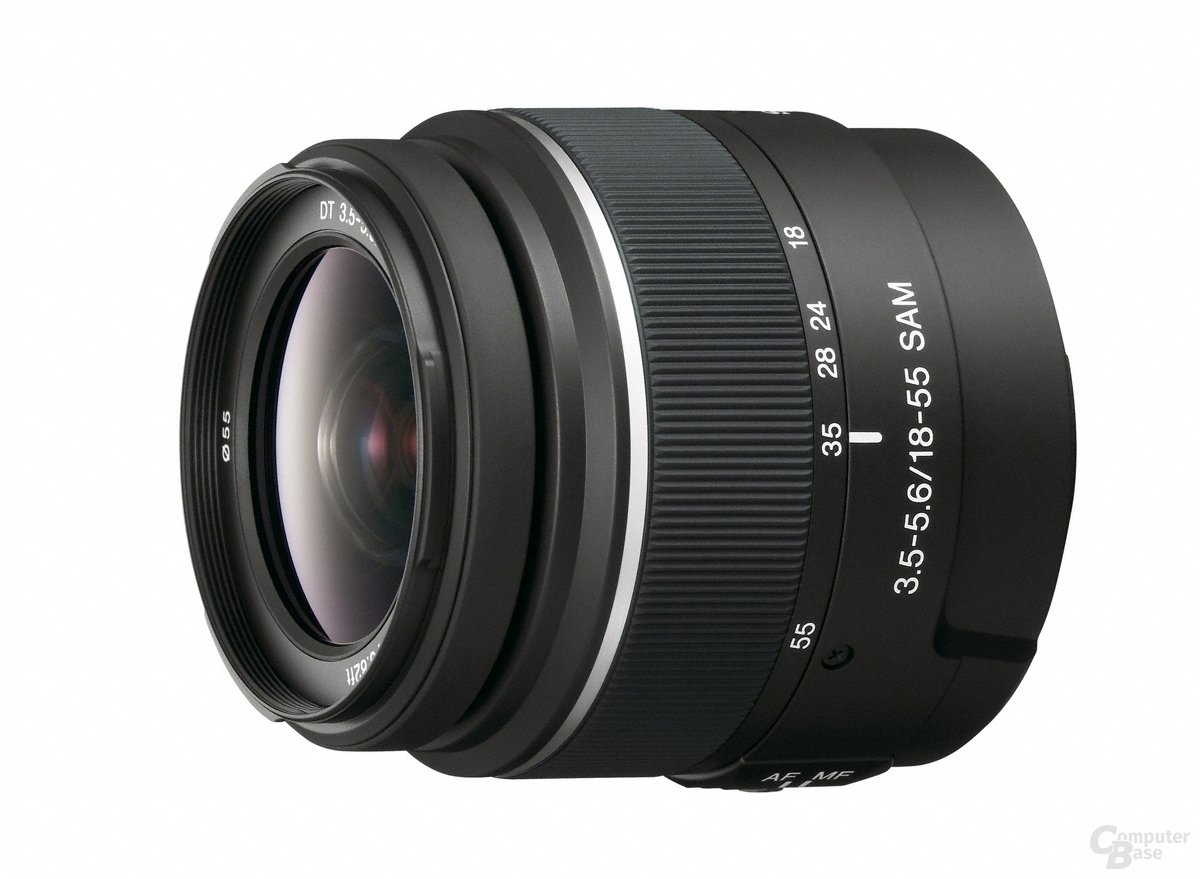 Sony 18-55mm F3,5-5,6 DT