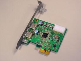 PCI-Express-Karte für USB 3.0