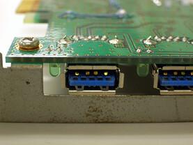 USB-3.0-Anschlüsse (weiblich)