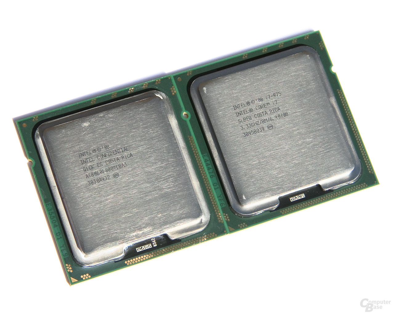Intel Core i7 965 und 975 Extreme Edition