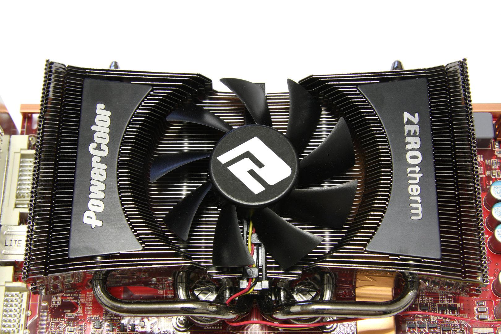 Radeon HD 4890 PCS+ Kühler