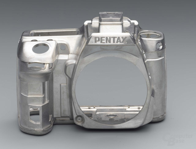Pentax K-7 Magnesiumgehäuse