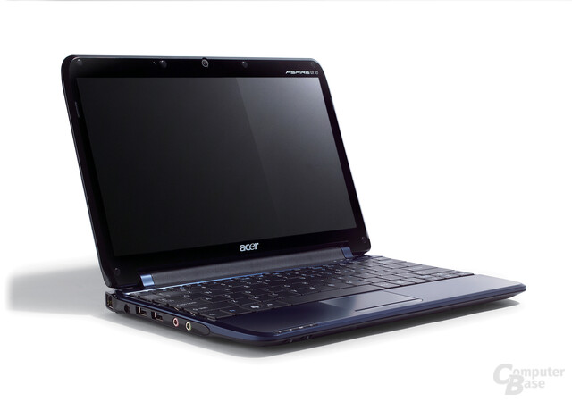 Acer Aspire one 751 in blau